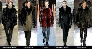Мужская мода 2012 – 2013 года