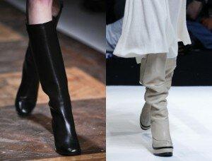 Модные зимние сапоги 2013-2014. Продолжение