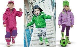 Покупаем для ребенка весеннюю куртку